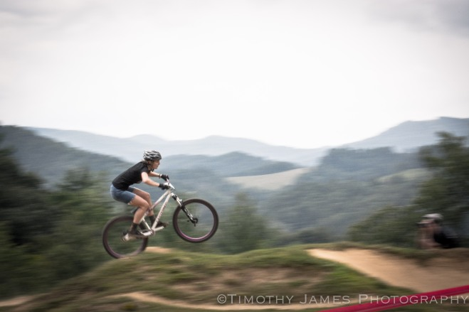 Blue Ridge Pump Track Challenge//TJ Kearns Photo